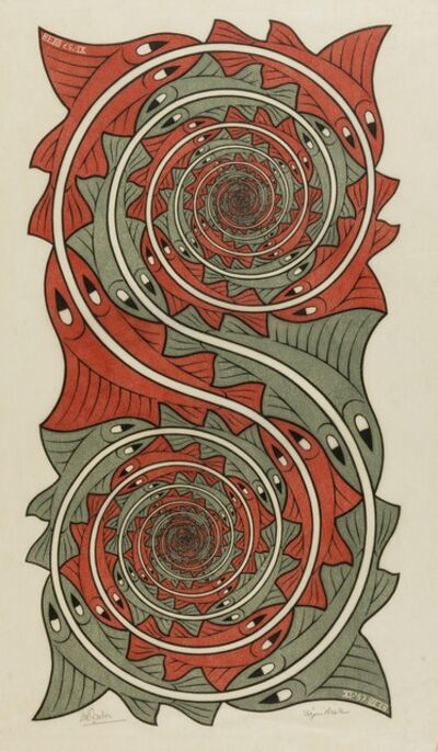 M C Escher 3 Artworks Bio Shows On Artsy
