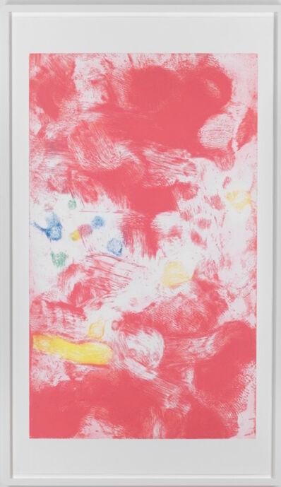 Andrea Büttner, 'Phone Etching', 2015