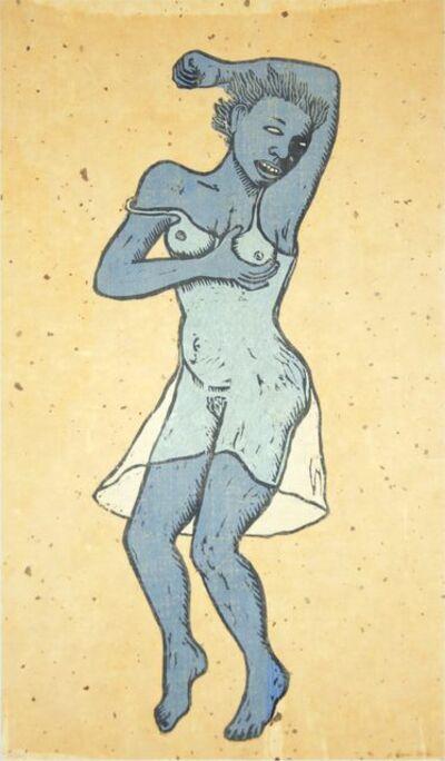Alison Saar, 'Haint Blue', 2016