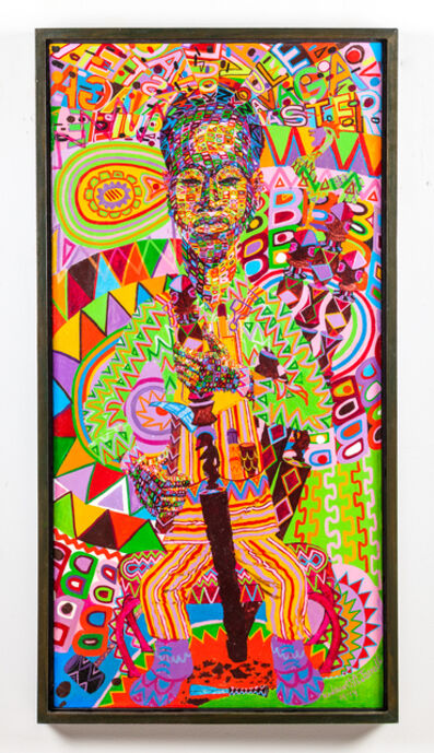 Wadsworth Jarrell, 'Navaga', 1974