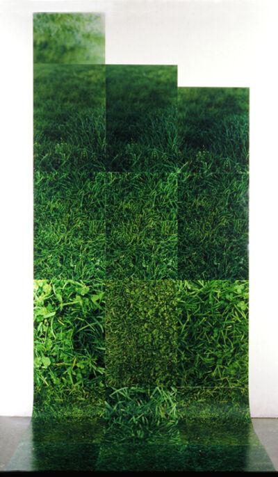 Anne Veraldi, 'The South Lawn, The White House, Washington D.C.', 2002