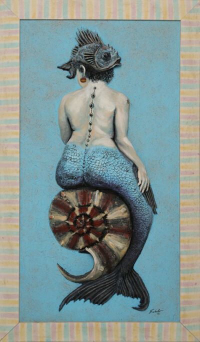 Roberto Fabelo, 'Sirena', 2003