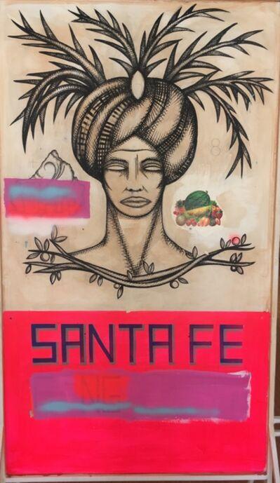 Armando Lerma, 'Santa Fe / Ancient Chinese Medicine'