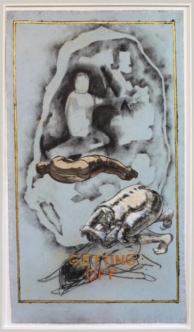 Edgar Arceneaux, 'Figurative Speech. Getting Off #3', 2012