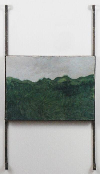 Mimmo Paladino, 'Paesaggio drammaturgico, si giri', 2006