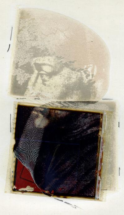 Paolo Gioli, 'Niépce', 1989
