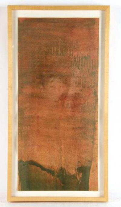 Michael Zwack, 'Study For Golden Warrior', 1986