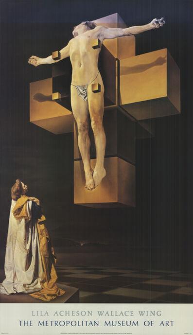 Salvador Dalí, 'Crucifixion', 1987