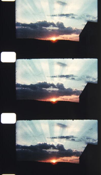 Jonas Mekas, 'Cape Cod Sunset, 1985', 2013