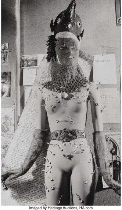 Raoul Ubac, 'Mannequin de Salvador Dalí', 1938