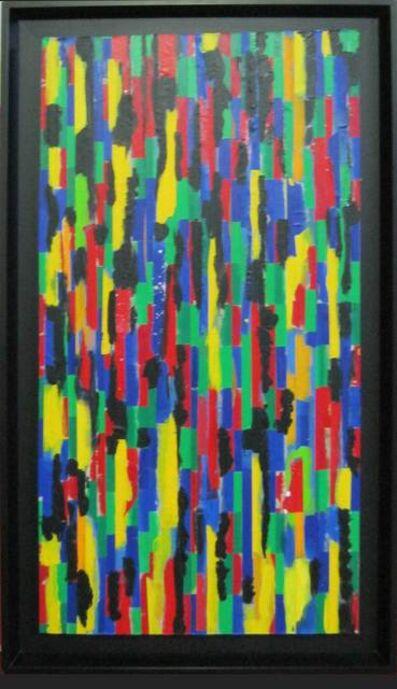 Guido Molinari, 'Sans titre (G.M.-T-2001-10)', 2001