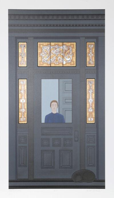 Will Barnet, 'The Doorway', 1998