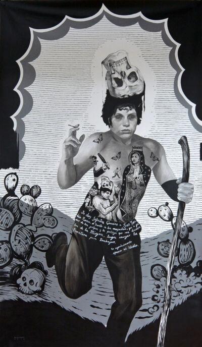 Hugo Crosthwaite, 'El Pelado', 2013