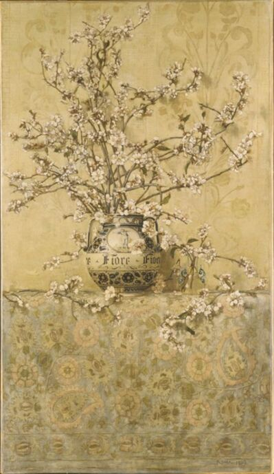 Charles Caryl Coleman, 'Apple Blossoms', 1889