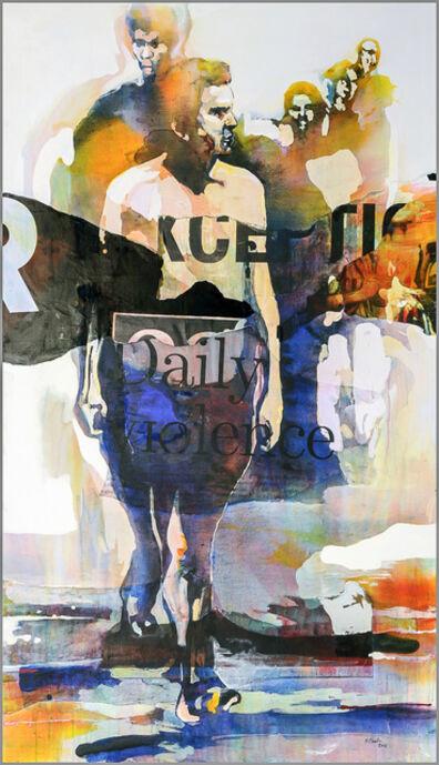 Bruce Clarke, 'Daily Violence', 2014