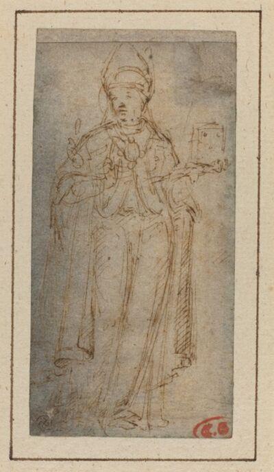 Giovanni Bellini, 'Saint Louis of Toulouse', ca. 1465