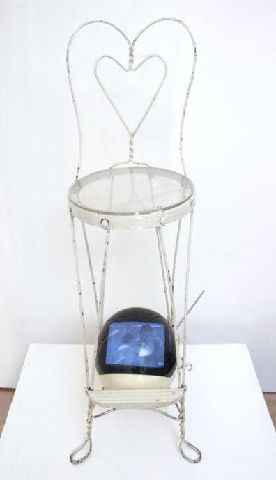 Nam June Paik, 'TV Chair', 1973