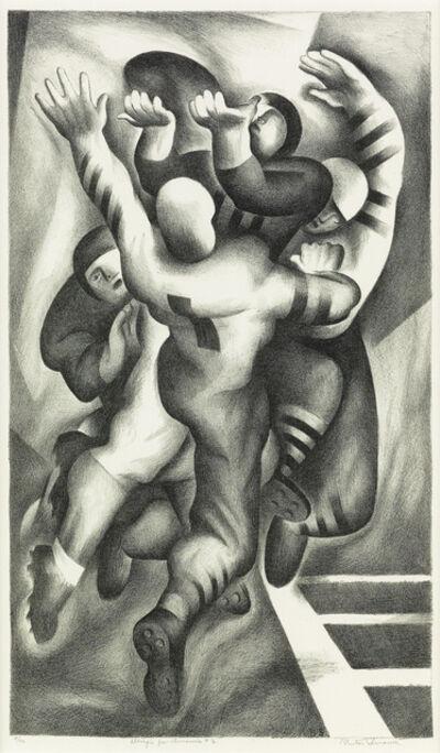 Benton Spruance, 'Design for America #2.', 1935