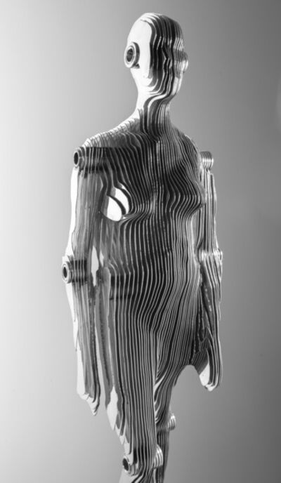 "Janinne Wolfsohn, '""Venciendo la gravedad""', ca. 2015"