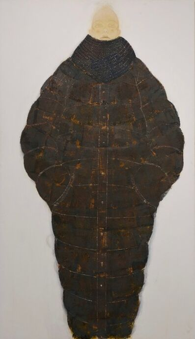 "Eri Iwasaki, 'Bagworm ""Ah""', 2009"