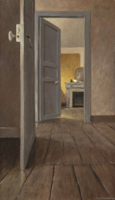 Anne Francoise Couloumy, 'La réponse 6', 2020