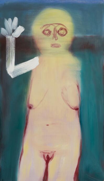 Miriam Cahn, 'winken'