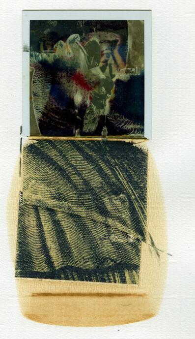 """Paolo Gioli, '""""A Niépce""""   Polaroid', 1982"""