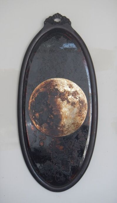 James Griffith, 'Moon - Reflector', 2018