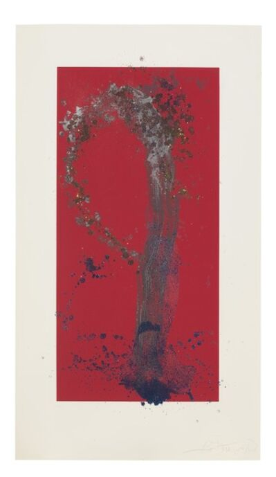 Pat Steir, 'Spanish Screenprint ', 2006-2008