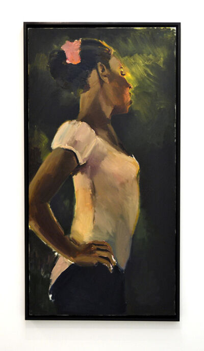 Lynette Yiadom-Boakye, 'Nowhere that Should Matter', 2015