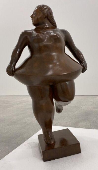 Fernando Botero, 'Ballerina ', 2015