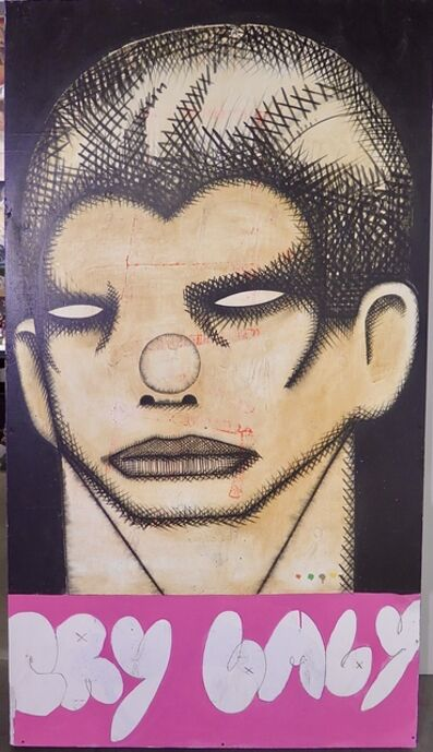 Armando Lerma, 'Cry Baby', 2018