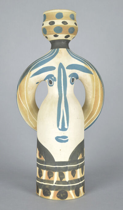 Pablo Picasso, 'Lampe Femme (Woman Lamp)', 1955