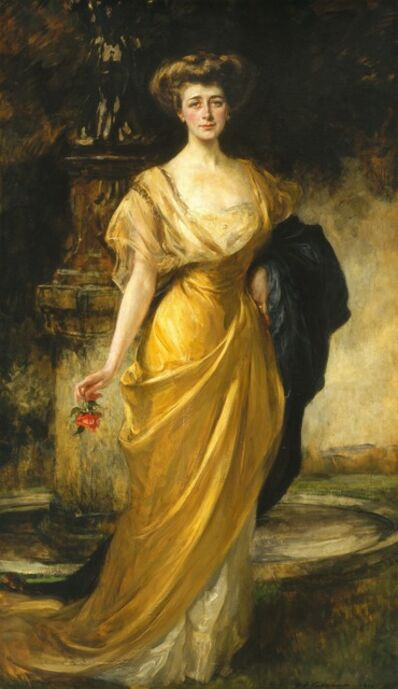 James Jebusa Shannon, 'Nora McMullen Mellon (Mrs. Andrew W. Mellon)', 1910