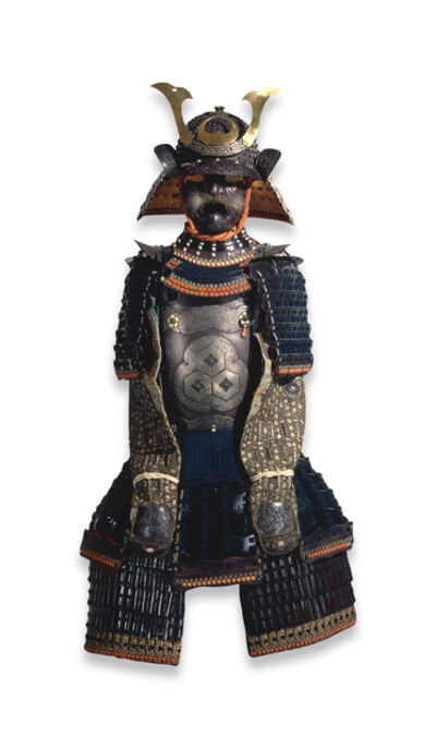 'Set of armour', Late 16th century