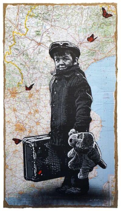 Jef Aérosol, 'LEAVING', 2020