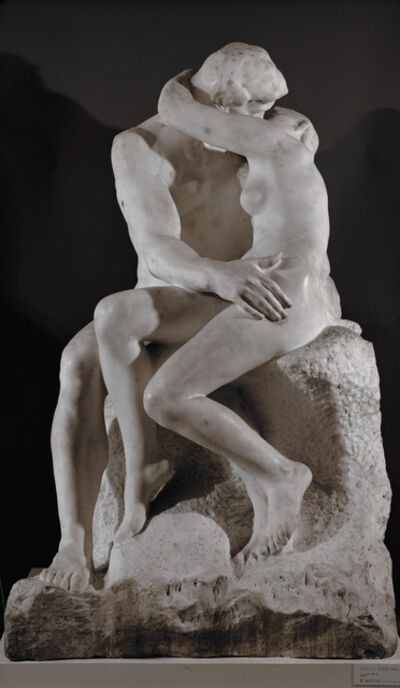 Auguste Rodin, 'Le Baiser (The Kiss)', ca. 1886