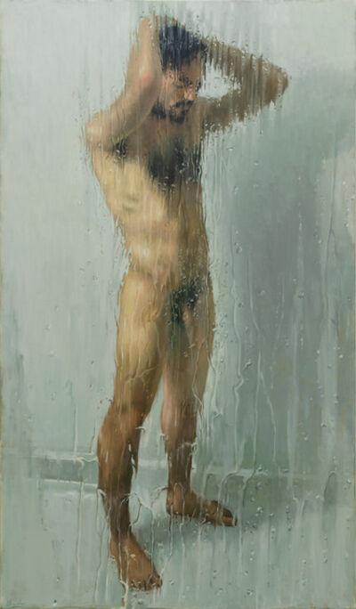 Peter Churcher, 'Shower Screen VIII', 2019