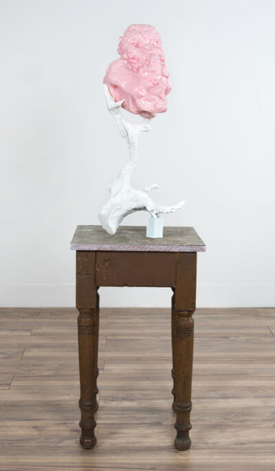 Roberley Bell, 'Still Life with Table', 2018