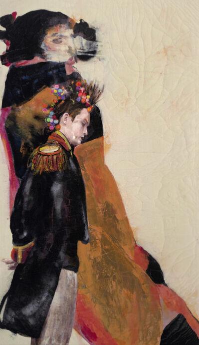Lita Cabellut, 'Passions', ca. 2019