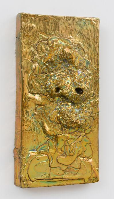Julia Kunin, 'Gold Lava', 2013