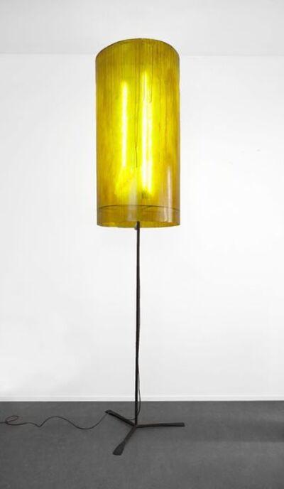 Franz West, 'Große Lampe', 2010