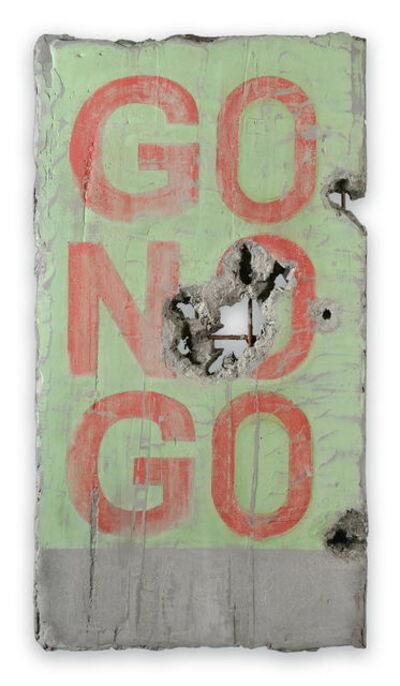 Pierre Auville, 'Go N' Go', 2015