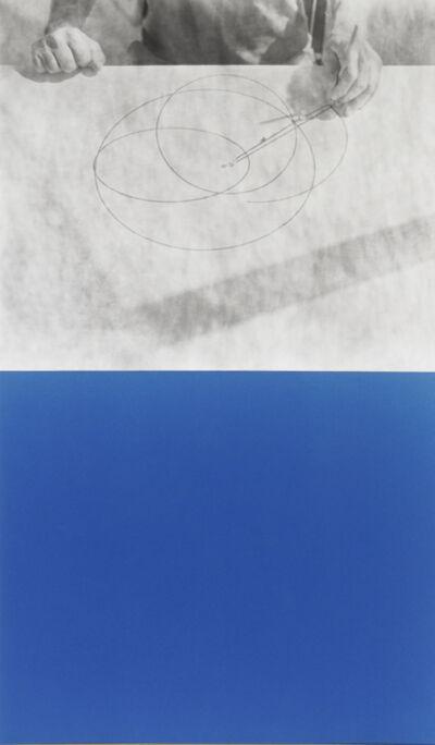 Laurent Millet, 'Cyanomètre 10', 2017