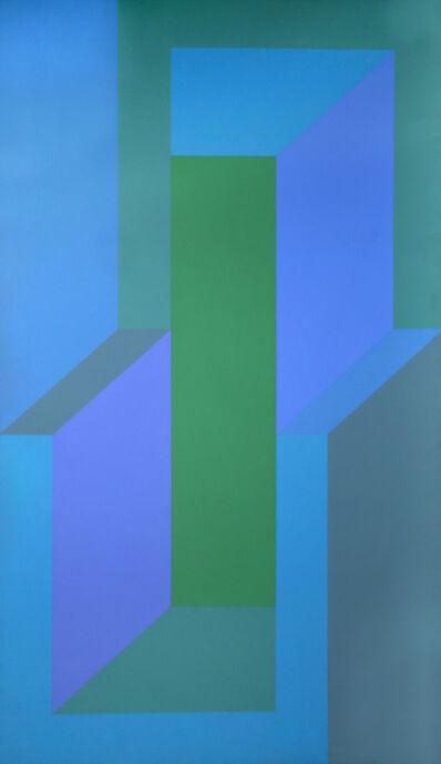 Arthur Boden, 'Sea Deep', 1970