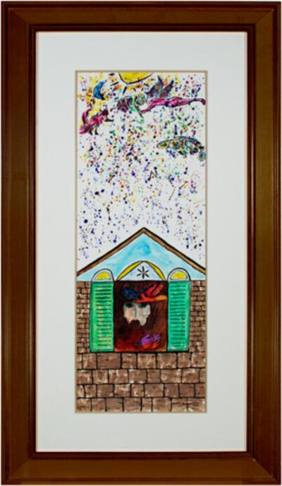 David Barnett, 'Homage to Chagall: David and Bathsheba', 2008