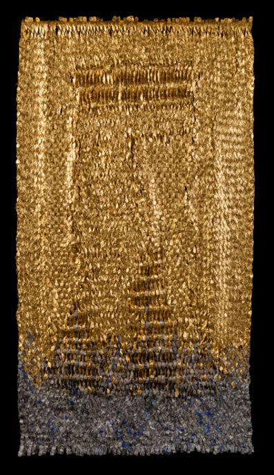 Olga de Amaral, 'Viento oro', 2014