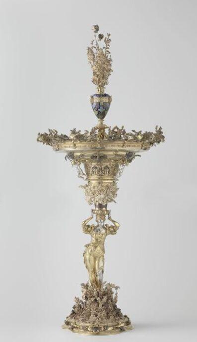 Wenzel Jamnitzer I, 'Table ornament', 1549