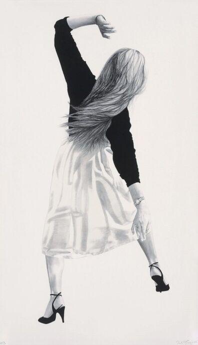 Robert Longo, 'Anne', 1985