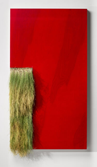Susan Goethel Campbell, 'Always Red', 2019